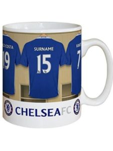 Nuts About Sport chelsea  number 8S