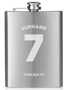 Personalised Football Gifts chelsea  number 8S