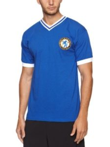 Score Draw Official Retro chelsea  number 8S