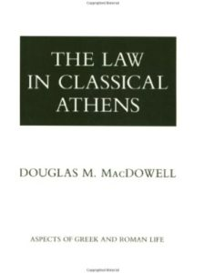 Douglas McDowell    classical athen