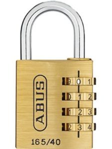 ABUS    combination padlocks