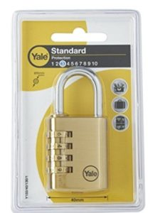 Toolbank    combination padlocks