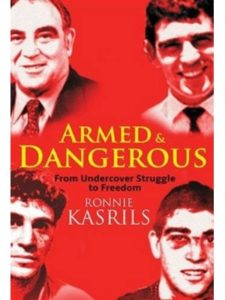 Ronnie Kasrils dangerous  south africas