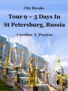 Caroline Y Preston day tour  st petersburgs