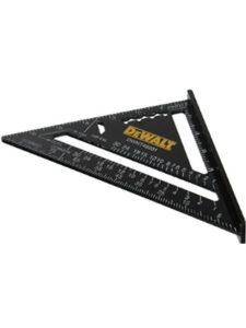 Dewalt rafter square