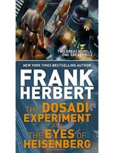 Frank Herbert digestive system  science experiments