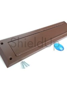 ShieldUp draught excluder letterbox  cover flaps