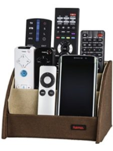 Hama remote control holder