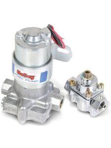 Holley    electric fuel pump regulators