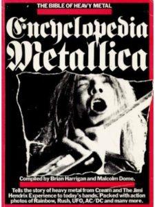 Music Sales Ltd    encyclopedia heavy metals