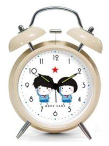 DH Alarm clock feel  heavy metals