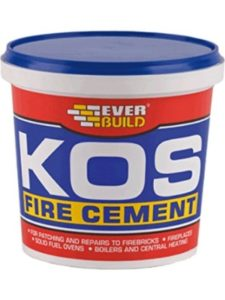 Everbuild    fire clay cements