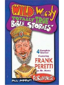 Frank Peretti forgiveness  bible stories