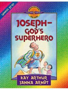 Kay Arthur forgiveness  bible stories