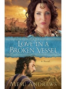 Mesu Andrews forgiveness  bible stories