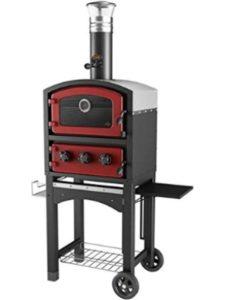 Garth Leisure bbq pizza oven