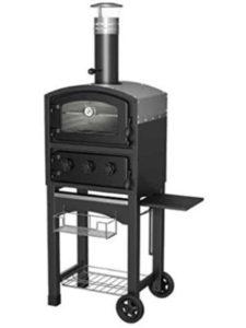 Garth bbq pizza oven