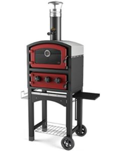 The Cowshed bbq pizza oven