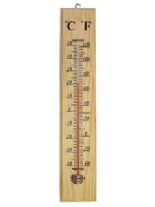 Faithfull wall thermometer