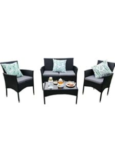 YAKOE garden furniture  heavy metals