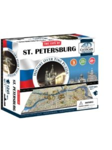 4D Cityscape Inc. geography  st petersburgs