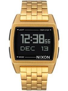 Nixon gold nixon  watches