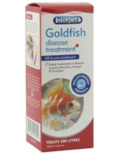 Interpet    goldfish without foods