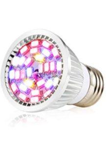 CREATE BRIGHT grow plant  light bulbs