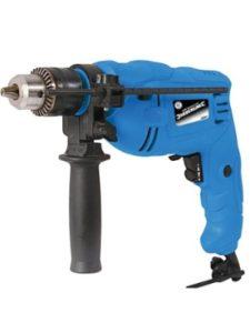 Silverline hammer drill  depth gauges