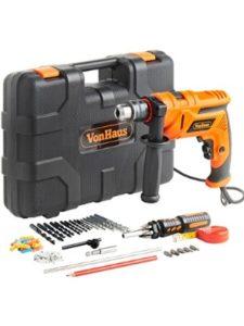 VonHaus hammer drill  depth gauges
