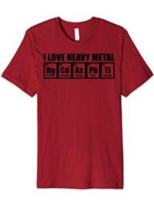 DapperBeau Designs heavy metal chemistry