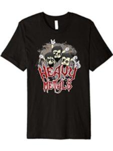 Nerd Republic heavy metal chemistry