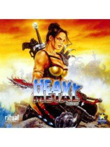 ak tronic    heavy metal fakk 2S