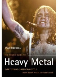 Rough Guides    heavy metal genres