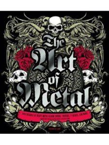 Omnibus Press heavy metal poster