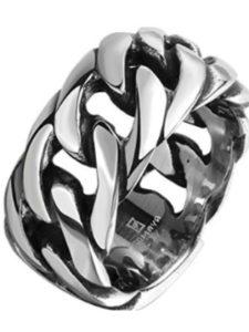 Missrui    heavy metal rings
