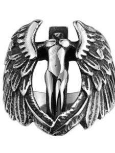 Scorpio.Goods    heavy metal rings