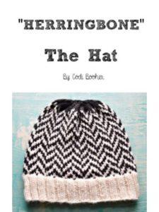 Knitty Gritty Maine    herringbone hat knitting patterns