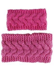 Minshao    herringbone hat knitting patterns