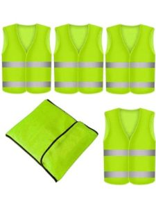 Niboline    high visibility insulated vests
