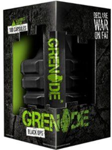 Grenade hiit  lose weights
