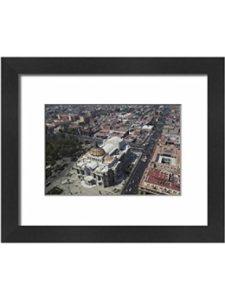 WorldInPrint historic center  mexico cities