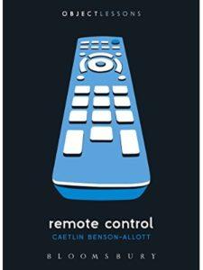 Bloomsbury Academic history  tv remote controls