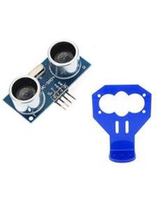 Red_Planet holder  ultrasonic sensors