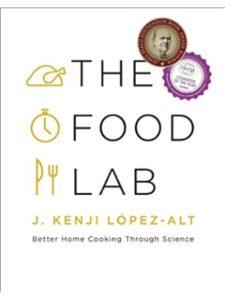 J. Kenji López-Alt homemade  science experiments