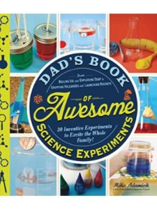 Mike Adamick homemade  science experiments