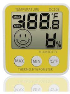 TopXun house  humidity meters
