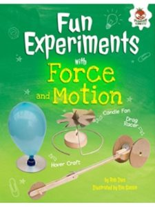 Rob Ives hovercraft  science experiments