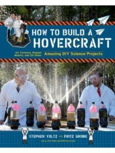 Stephen Voltz hovercraft  science experiments