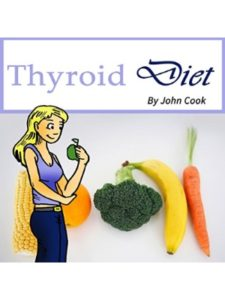 John Cook hypothyroidism  lose weights